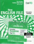 Könyv: New English File Intermediate WB - with key + Multirom Pack