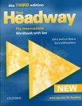 Könyv: New Headway - Pre-Intermediate (3rd Ed.) Workbook with key