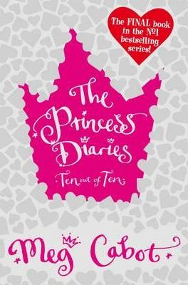 Könyv: The princess diaries 10. - Ten out of Ten