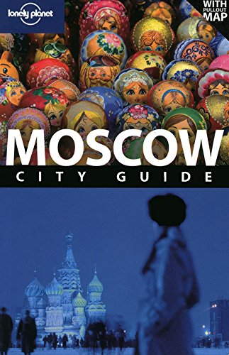 Könyv: Moscow City Guide - Lonely Planet