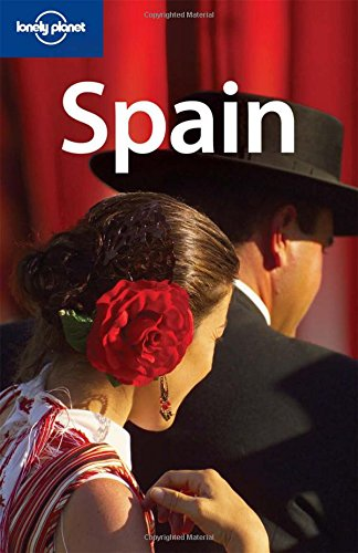 Könyv: Spain (Lonely Planet Country Guide)