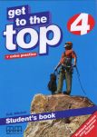 Könyv: Get to the Top + extra practice 4 Student's Book