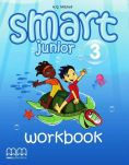 Könyv: Smart Junior 3 Workbook (incl. CD-ROM) TARTÓS