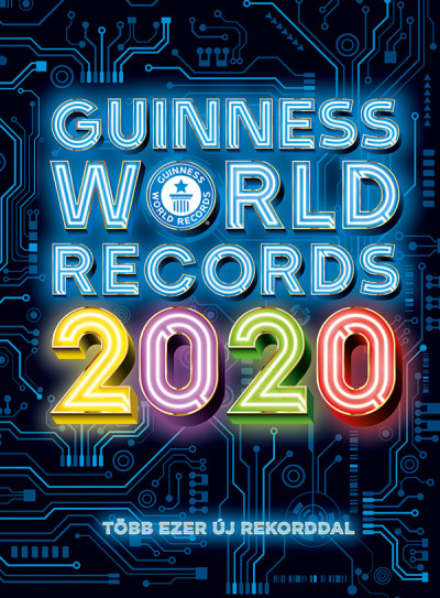 Könyv: Guinness World Records 2020