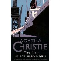 Könyv: Agatha Christie: The Man in the Brown Suit
