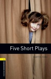 Könyv: Five Short Plays - OBW 1.