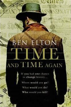 Könyv: Ben Elton: Time and Time again